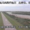 手取川手取川橋ライブカメラ(石川県能美市粟生町)