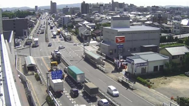 KATCH国道1号安城市今本町ライブカメラは、愛知県安城市の今本町に設置された国道1号(東海道)が見えるライブカメラです。