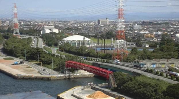 KATCH国道247号碧南市港本町ライブカメラは、愛知県碧南市の港本町に設置された国道247号が見えるライブカメラです。