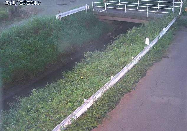 水場川長田ライブカメラは、愛知県北名古屋市宇福寺の長田に設置された水場川が見えるライブカメラです。