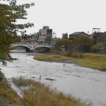 浅野川天神橋ライブカメラ(石川県金沢市材木町)