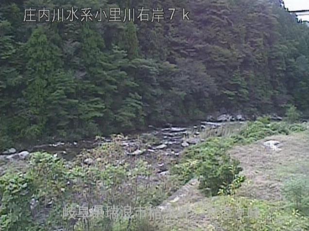 小里川馬道ヶ峰ライブカメラは、岐阜県瑞浪市稲津町の馬道ヶ峰(馬道ケ峰放流警報所)に設置された小里川が見えるライブカメラです。