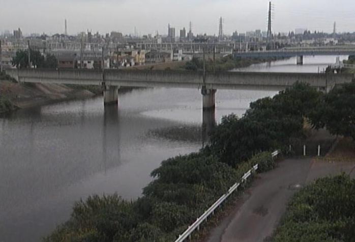 天白川大慶橋ライブカメラは、愛知県名古屋市緑区の大慶橋に設置された天白川が見えるライブカメラです。