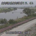 庄内川洗堰ライブカメラ(愛知県名古屋市北区)