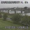 庄内川枇杷島橋上流ライブカメラ(愛知県名古屋市西区)