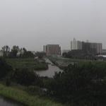 天白川藤川合流ライブカメラ(愛知県名古屋市南区)