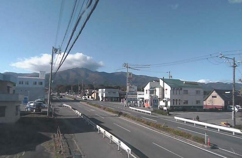 伊那インターチェンジ東ライブカメラは、長野県南箕輪村その他の伊那インターチェンジ(伊那IC)東側に設置された伊那インター入口方面・長野県道87号伊那インター線が見えるライブカメラです。