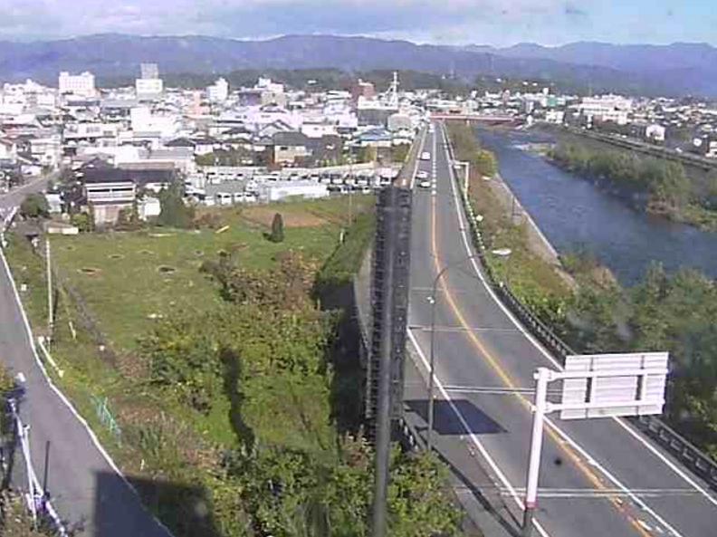 ICT伊那ケーブルテレビジョン本社屋上ライブカメラ(長野県伊那市西町)