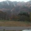 秋山郷のよさの里牧之の宿ライブカメラ(長野県栄村上野原)
