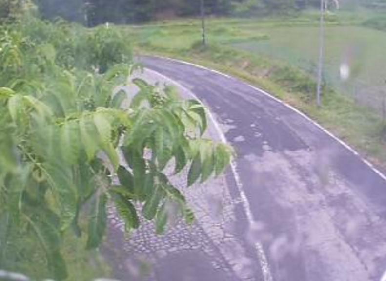 鳥取県道6号津山智頭八東線八河谷ライブカメラ(鳥取県智頭町八河谷)