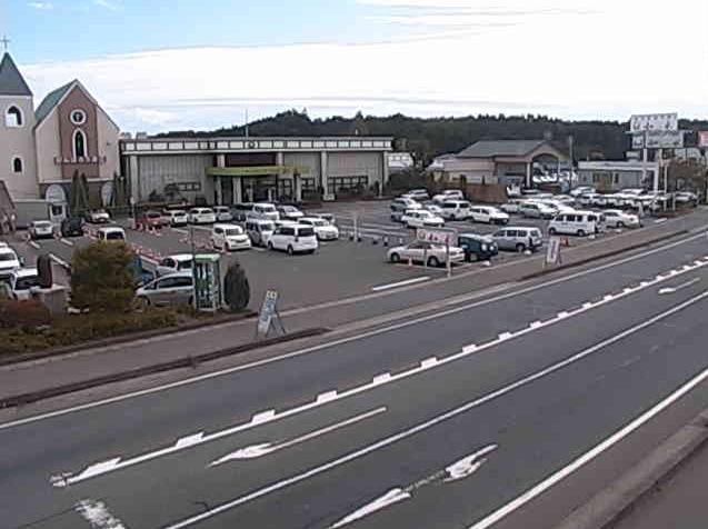 高瀬交差点ライブカメラは、福島県浪江町高瀬の高瀬交差点に設置された国道6号・ウェディングプラザ如水が見えるライブカメラです。