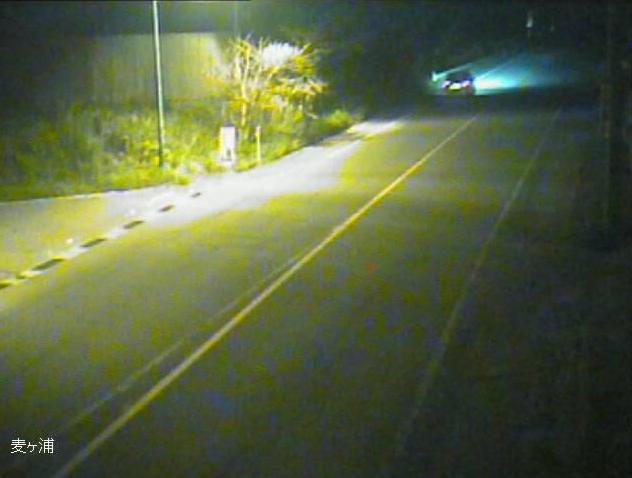 石川県道303号柏木穴水線麦ケ浦ライブカメラは、石川県穴水町麦ケ浦の麦ケ浦(麦ヶ浦)に設置された石川県道303号柏木穴水線が見えるライブカメラです。