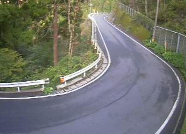 国道482号茗荷谷ライブカメラ(鳥取県若桜町茗荷谷)