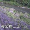 豊川長楽橋上流付近ライブカメラ(愛知県新城市玖老勢)