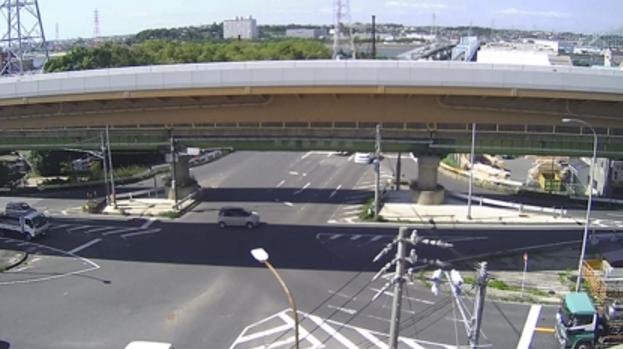 KATCH衣浦大橋高浜市碧海町ライブカメラは、愛知県高浜市碧海町の高浜市碧海町に設置された衣浦大橋が見えるライブカメラです。