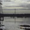 揖斐川多度川合流点ライブカメラ(三重県桑名市多度町)