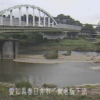 庄内川東名阪下流ライブカメラ(愛知県春日井市松河戸町)