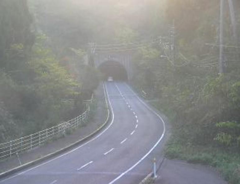 国道485号上西ライブカメラ(島根県隠岐の島町上西)