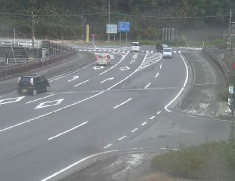 国道432号三成ライブカメラ(島根県奥出雲町三成)