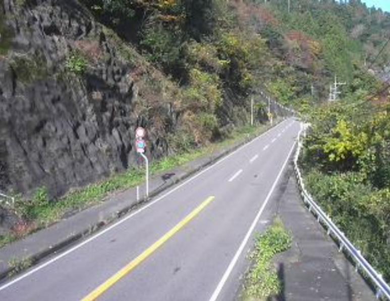 国道187号柿木ライブカメラ(島根県吉賀町柿木村)