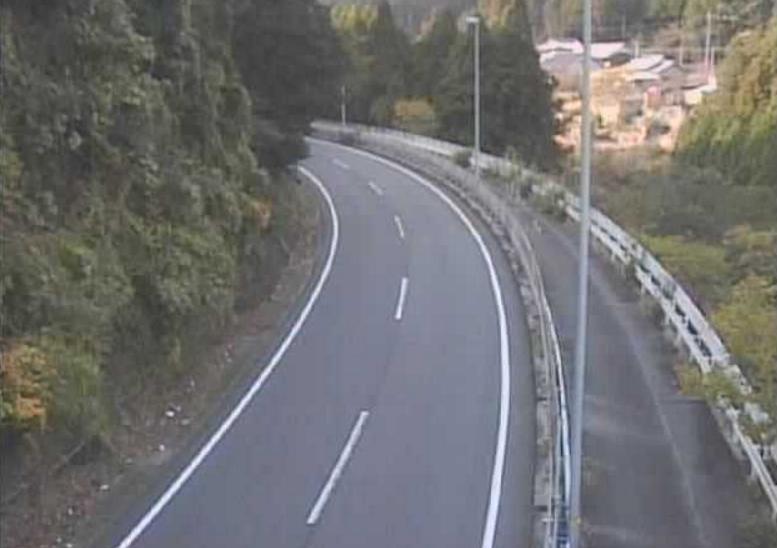 国道1号鈴鹿峠上り1ライブカメラ(三重県亀山市関町)