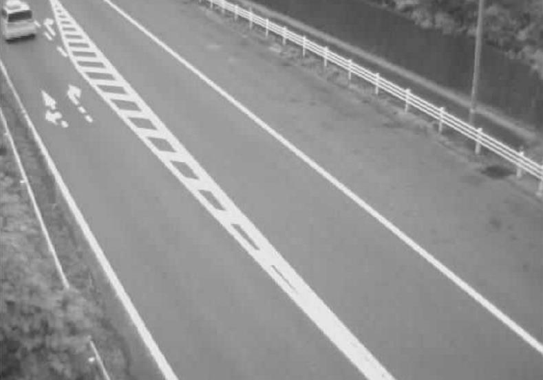 国道1号市之瀬冬期路面状況ライブカメラ(三重県亀山市関町)
