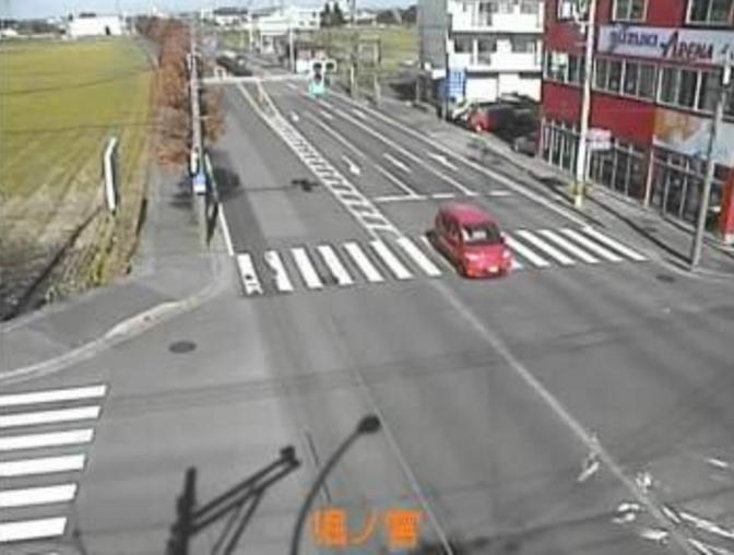 国道416号堀ノ宮ライブカメラ(福井県福井市堀ノ宮)