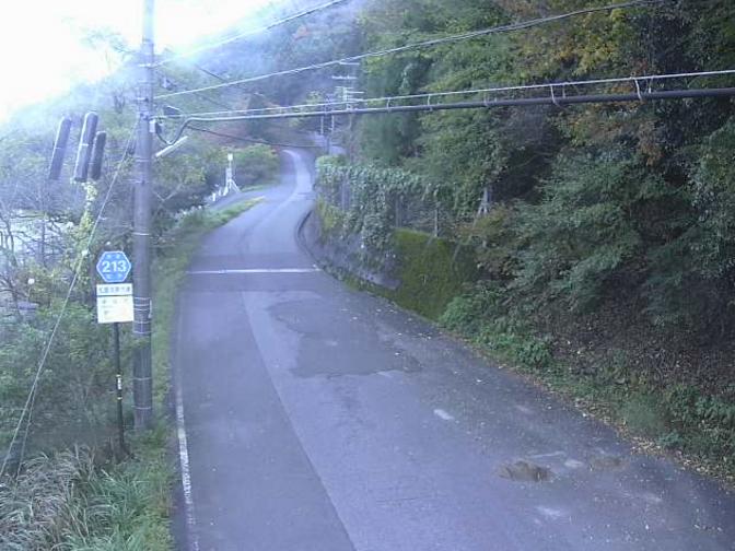 福井県道213号松屋河原市線新庄ライブカメラ