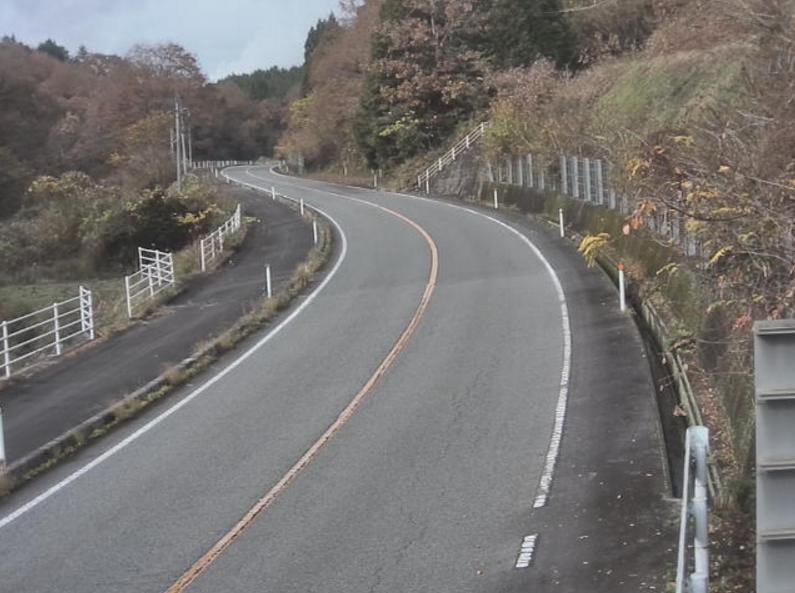 国道433号佐々部ライブカメラ(広島県安芸高田市高宮町)