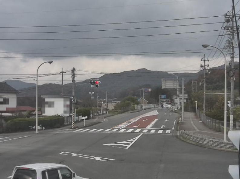 国道261号千代田ライブカメラ(広島県北広島町有田)