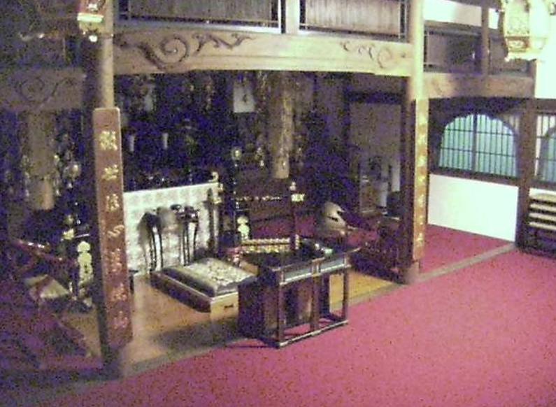 城東動物霊園本堂ライブカメラ(東京都江戸川区春江町)