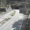【冬期限定】国道197号西ノ川高研山トンネル方向ライブカメラ(高知県梼原町上西の川)