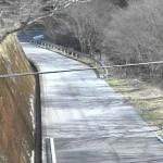 【冬期限定】国道439号芳生野須崎方向ライブカメラ(高知県津野町芳生野)