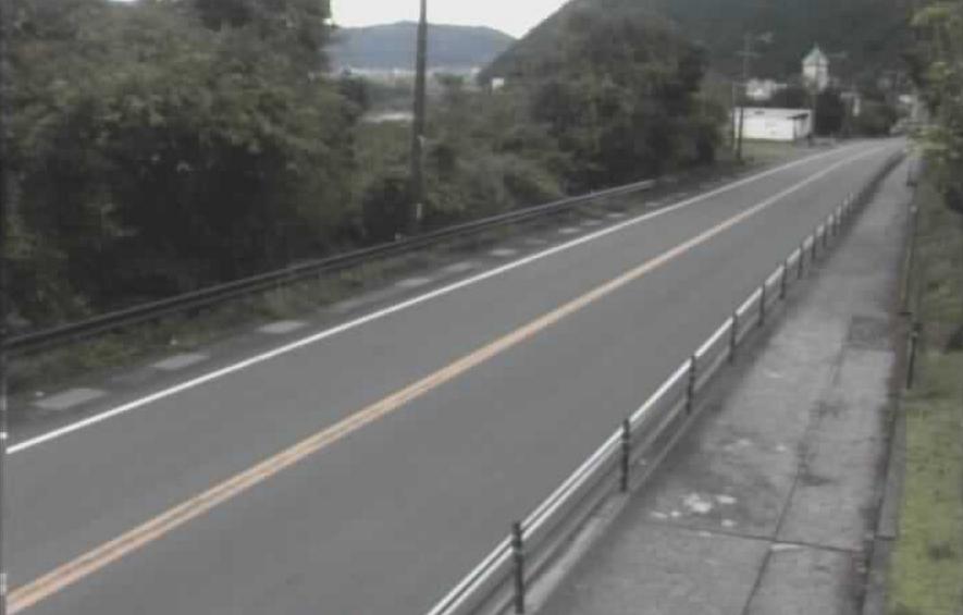 国道42号便の山ライブカメラ(三重県紀北町便ノ山)