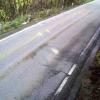 国道158号茶屋野平湯方面ライブカメラ(岐阜県高山市丹生川町)