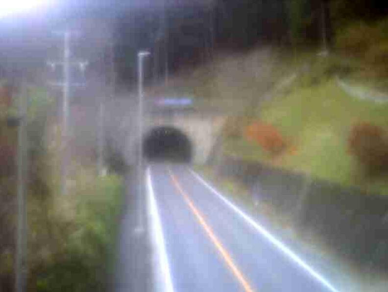 国道257号野口トンネル岩村町方面ライブカメラ(岐阜県恵那市上矢作町)