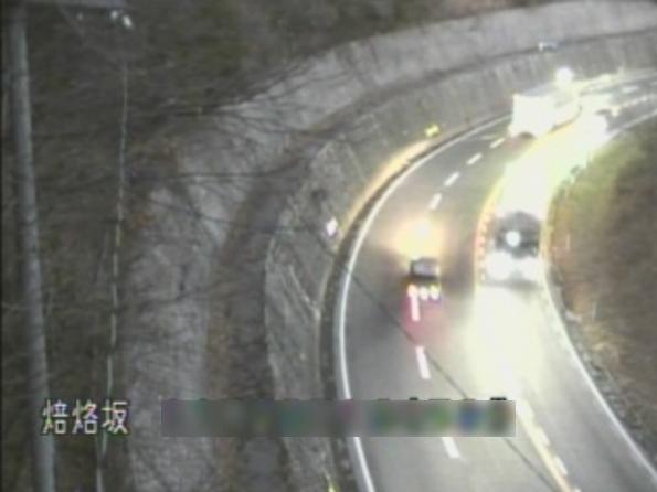 新和田トンネル有料道路焙烙坂ライブカメラ(長野県下諏訪町)