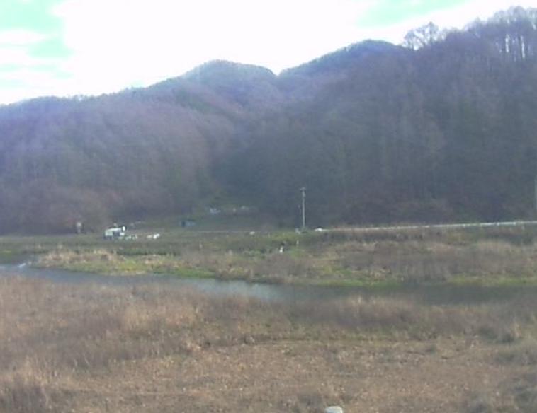 南牧村森下大芝ライブカメラ(長野県南牧村海ノ口)