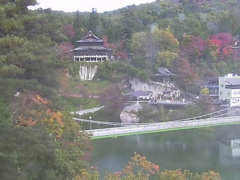 国道252号瑞光寺橋第2ライブカメラは、福島県柳津町小椿の瑞光寺橋に設置された国道252号(沼田街道)・只見川・福満虚空藏菩薩圓藏寺が見えるライブカメラです。