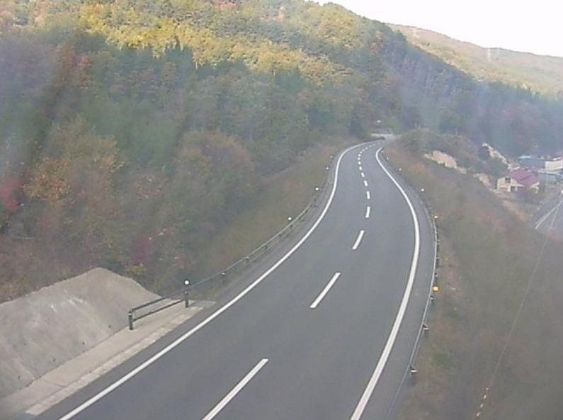 福島県道36号小野富岡線吉間田大橋第2ライブカメラ(福島県いわき市川前町)