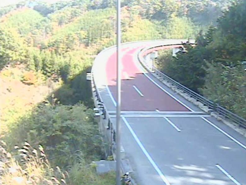 国道289号朝日橋ライブカメラ(福島県いわき市田人町)