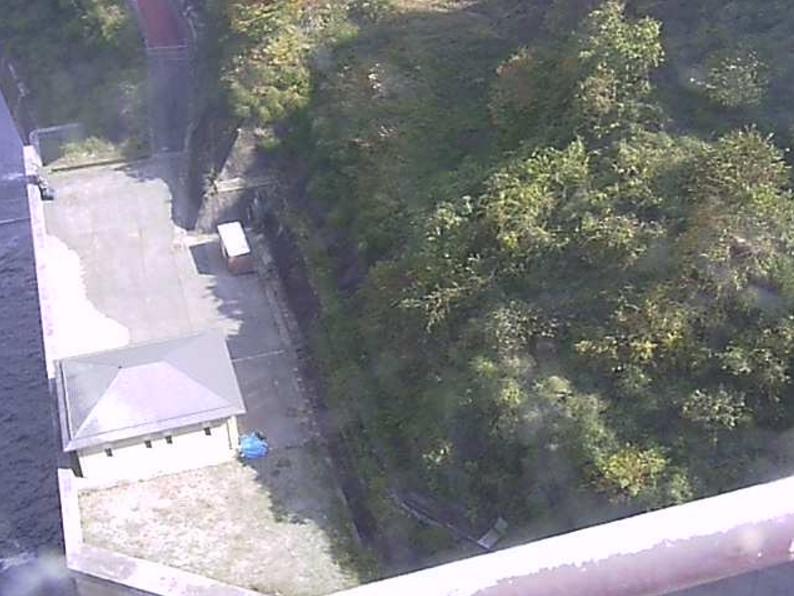 木戸ダム第1ライブカメラ(福島県楢葉町大谷)