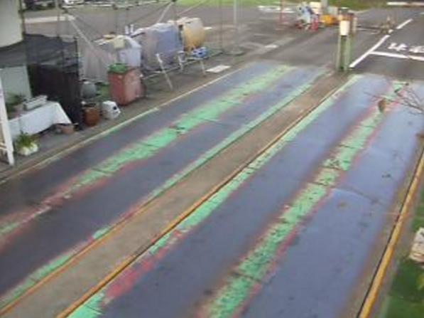 平木工業場内入口ライブカメラ(長崎県長崎市三京町)