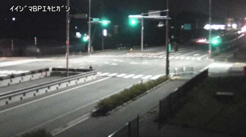 CEK伊南バイパス飯島ライブカメラは、長野県飯島町飯島の飯島駅東交差点付近に設置された国道153号(伊南バイパス)が見えるライブカメラです。