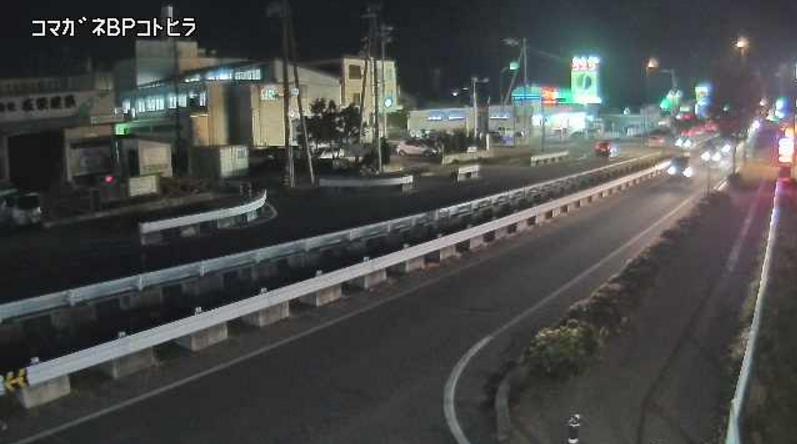 CEK伊南バイパス駒ヶ根ライブカメラは、長野県駒ヶ根市東町の琴平町交差点~ふれあいセンター西交差点間に設置された国道153号(伊南バイパス)が見えるライブカメラです。