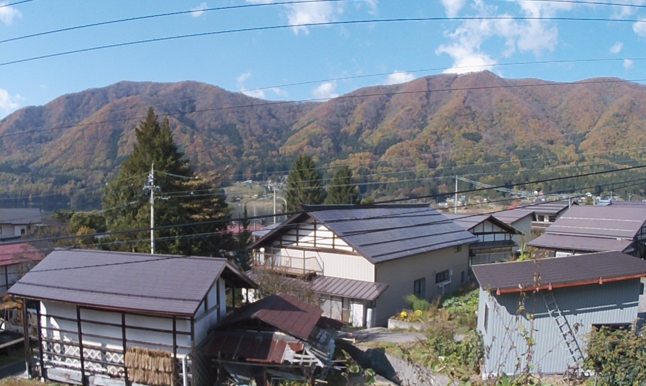木崎湖フライトパークライブカメラ(長野県大町市平)