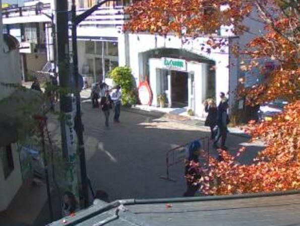 旧軽井沢観光会館ライブカメラは、長野県軽井沢町軽井沢の旧軽井沢観光会館に設置された長野県道133号旧軽井沢軽井沢停車場線・どんぐり共和国軽井沢店が見えるライブカメラです。