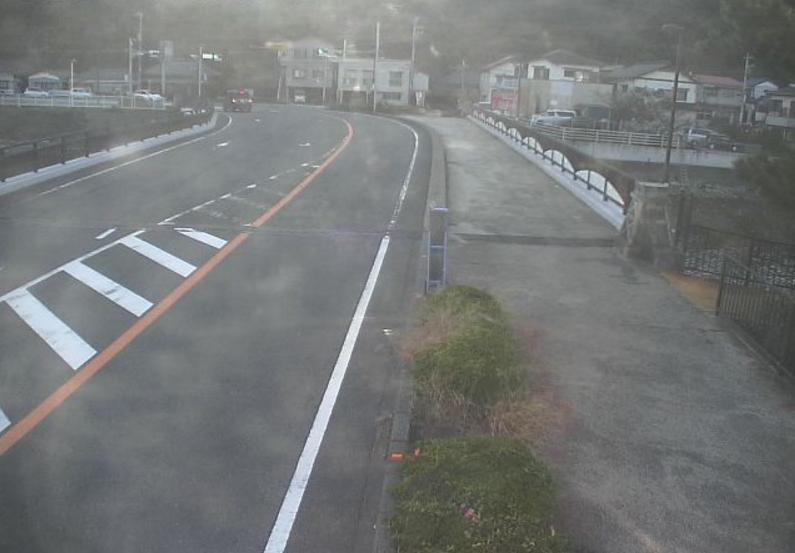 国道135号浜ライブカメラは、静岡県河津町浜の浜に設置された国道135号(東伊豆道路)が見えるライブカメラです。