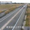 日本海東北自動車道牛屋ライブカメラ(新潟県村上市牛屋)