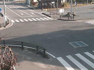 金性寺交差点ライブカメラ(福島県南相馬市小高区)